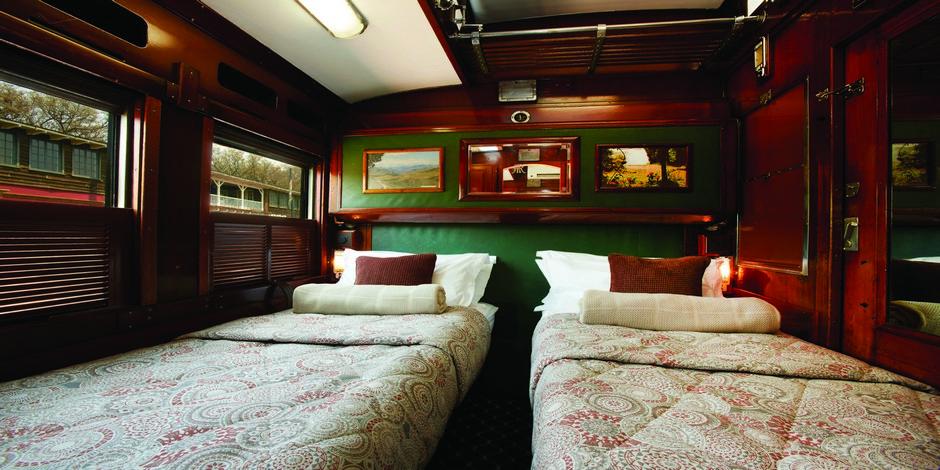 Catégorie Léopard Twin du Train African Explorer
