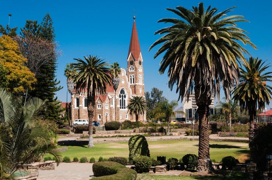 Christuskirche à Windhoek