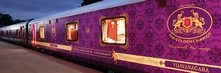 Train de luxe Golden Chariot en Inde