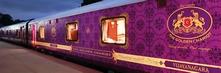 Train de luxe Golden Chariot en Inde