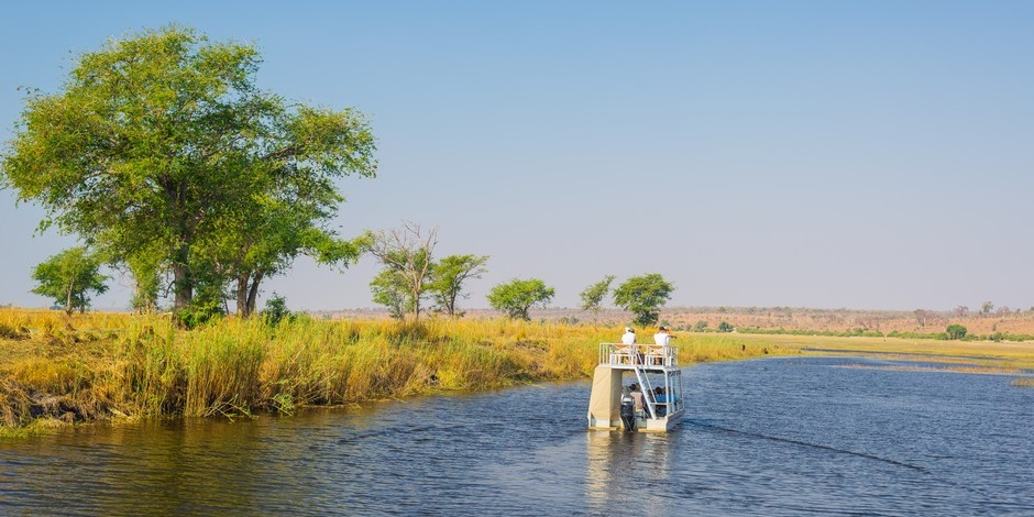 Chobe National Parc