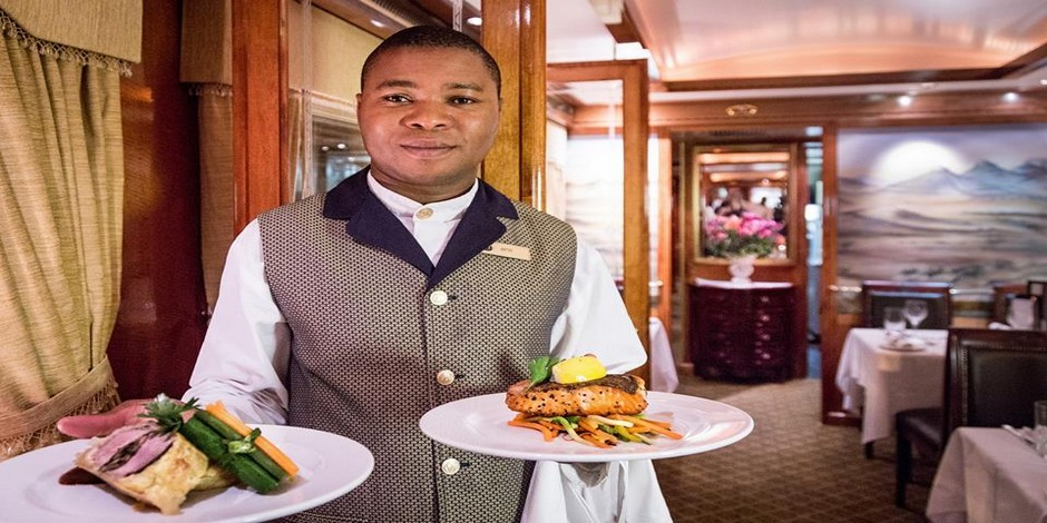 Service et gastronomie de classe