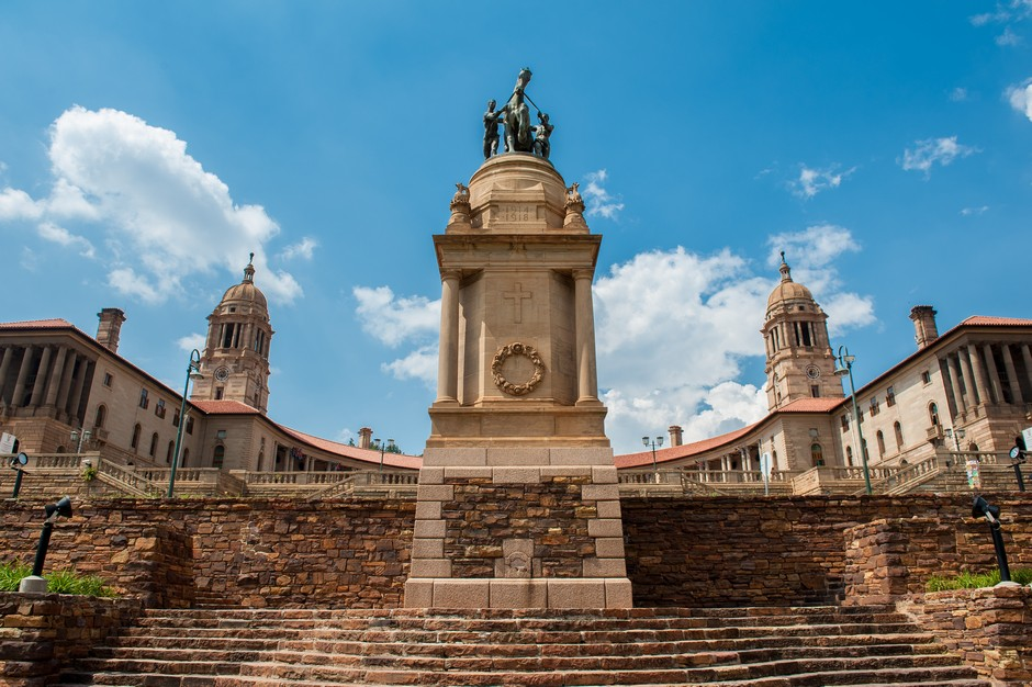 Union Buildings de Pretoria
