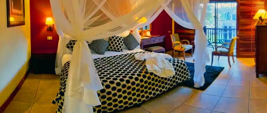 Chambre à l'Hôtel Kingdom